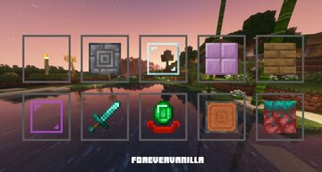 ForeverVanilla collection v1 Minecraft Texture Pack
