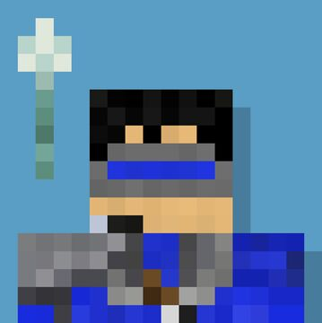 Overlord_Aqua_2 Trident Minecraft Texture Pack