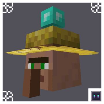 Shiny's Villager Levels (Optifine) Minecraft Texture Pack