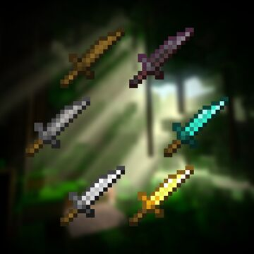 Pointy tipped swords Minecraft Texture Pack