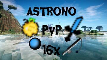 Astrono PvP (BLUE) (READ DESC) Minecraft Texture Pack