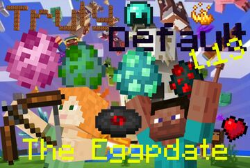 Truly Default Minecraft Texture Pack