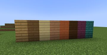 Smooth Planks Resource Pack by TheE713 Minecraft Texture Pack