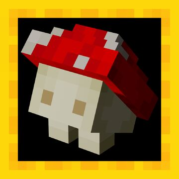 Mushroom Golems Minecraft Texture Pack