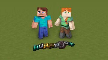 Human Go+ | Better humans skin Minecraft Texture Pack