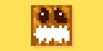 Corrupted Pumpkin Minecraft Texture Pack
