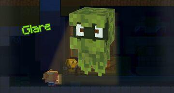 Mob Vote 2021: The glare Minecraft Texture Pack