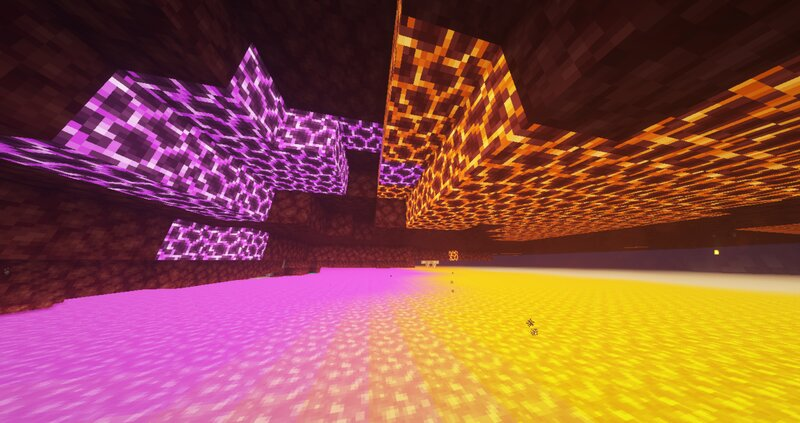 Biome Intersection warped, wastes - BSL
