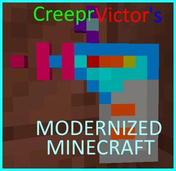 CreeprVictor's Modernized Minecraft Minecraft Texture Pack