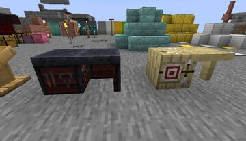 Crafting tables (no 4 game) Minecraft Texture Pack