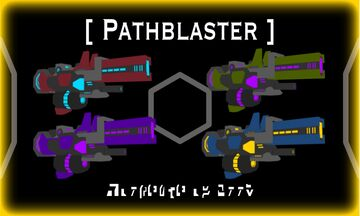 Pathblaster Crossbow (Decepticon and custom color added) Minecraft Texture Pack