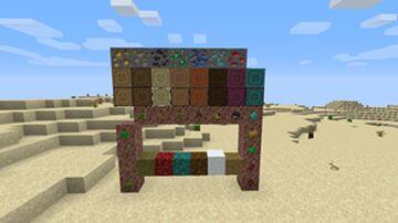 Soft Default Minecraft Texture Pack