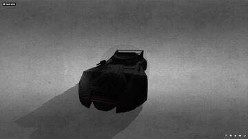 Batmobile 1989 Minecraft Texture Pack