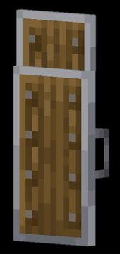 better shield model v0.1 Minecraft Texture Pack