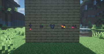 Rainbow Glint Minecraft Texture Pack