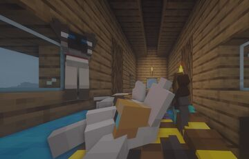 All Cats Are Oriental Cats Minecraft Texture Pack