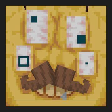 Ugly Beebav Dragon v1.1 Minecraft Texture Pack