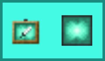 Better Glow Item Frame Minecraft Texture Pack