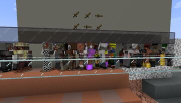 112 skin to zombies Minecraft Texture Pack