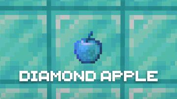 Diamond Apple Minecraft Texture Pack