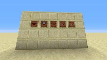 Masks Minecraft Texture Pack
