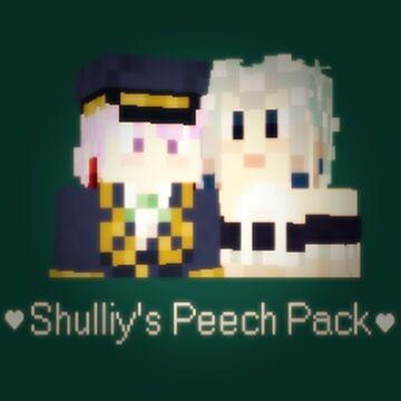 Shulliy's Peech Pack Minecraft Texture Pack