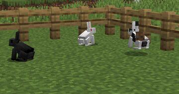 Slightly Better Rabbits Minecraft Texture Pack