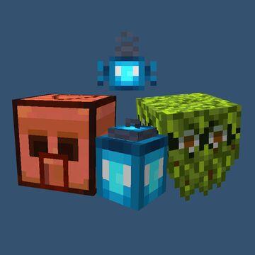 Mob vote block ¿?lol Minecraft Texture Pack