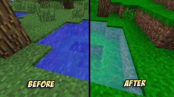 Lively Default Optifine Minecraft Texture Pack