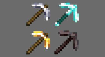 Cheharka's tools Minecraft Texture Pack
