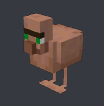 Jacob the Chicken Minecraft Texture Pack
