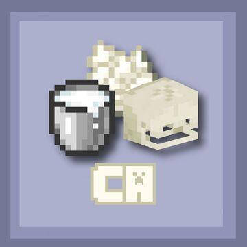 Consistent Calcium - Bedrock Minecraft Texture Pack