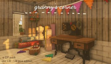 PGB's Granny's corner CIT pack Minecraft Texture Pack