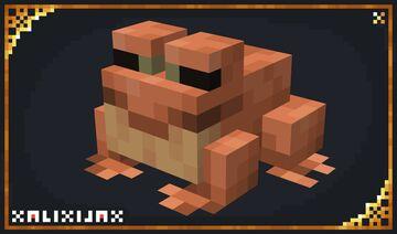 Minecraft Frogs Minecraft Texture Pack