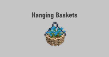 Hanging Baskets (No Optifine) Minecraft Texture Pack
