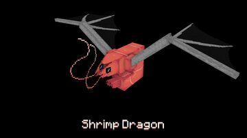 Dragon Shrimp Minecraft Texture Pack