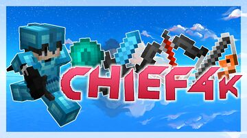 Chief 4k pack Minecraft Texture Pack