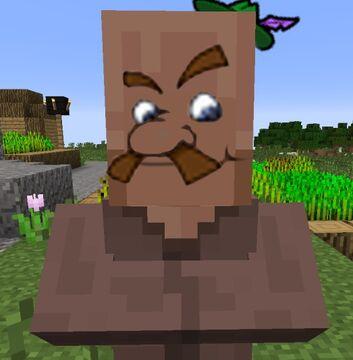 Morshu Villager Sounds [1.16.4] Minecraft Texture Pack