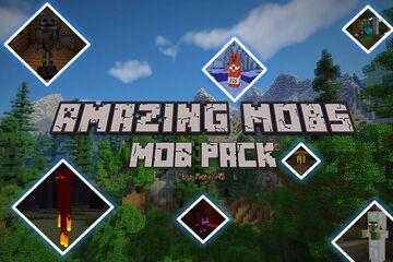 RemiX45 Amazing Mobs Texture Pack Minecraft Texture Pack