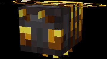 Netherite Bees Minecraft Texture Pack
