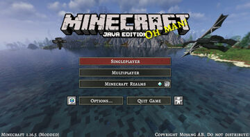Epic Panorama Minecraft Texture Pack