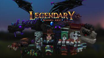 Legendary Pack Minecraft Texture Pack