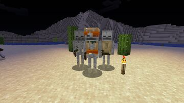 Random Skeletons Minecraft Texture Pack