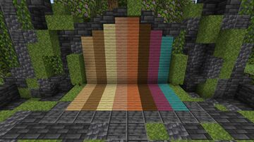 Smooth Wood [Desaturated Oak] (1.17) Minecraft Texture Pack