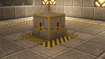 IndustrialPack V1.0 Minecraft Texture Pack