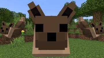 Eeveelutions Minecraft Texture Pack