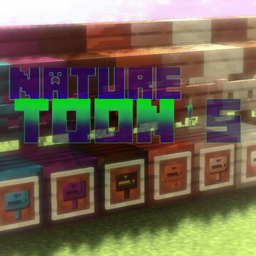 Nature Toons Minecraft Texture Pack
