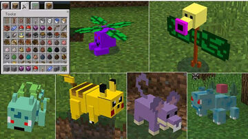 PokePets Minecraft Texture Pack