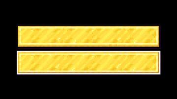 Golden Buttons Minecraft Texture Pack