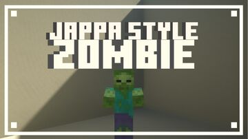 Jappa-Style Zombies Minecraft Texture Pack